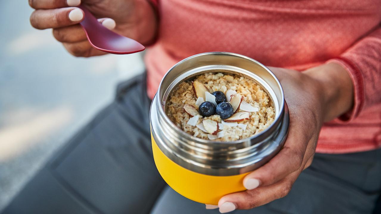 28 oz (795 ml) Insulated Food Jar Promo Video0